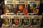 Funko POP! Games Lot Of 7 SAGA 5 Exclusive PRINCE ROBOT IV,