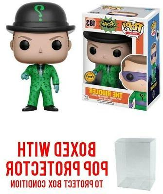 Funko Pop Batman Classic TV 1966 The Riddler CHASE #183 In S