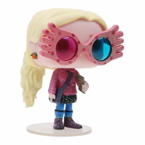 #41 Harry Potter Luna Lovegood with Glasses Figure Collection!! FUNKO POP!