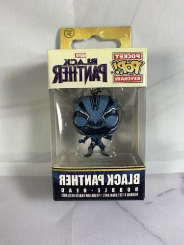 Funko Pop Keychain: Black Panther Erik Killmonger Collectibl