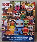Funko Pop Marvel DC Heros Collage Puzzle 100 Pcs