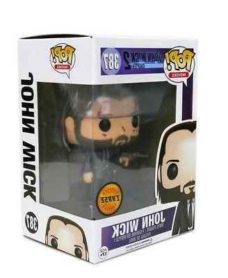 Funko Movies: John Wick John 12535 CHASE LIMITED EDITION