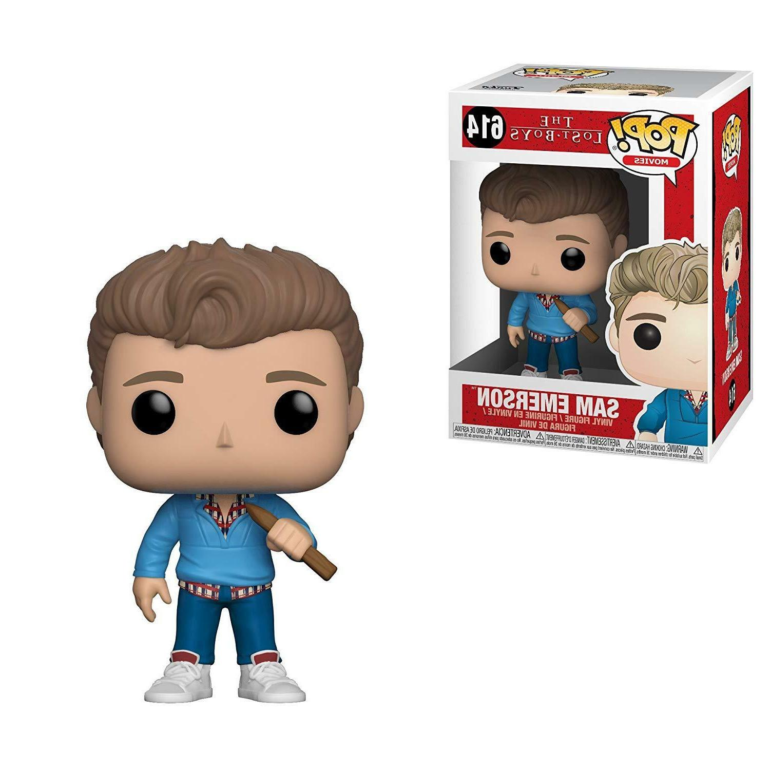 Funko Pop Movies: The Lost Boys Sam 614 21779 In stock