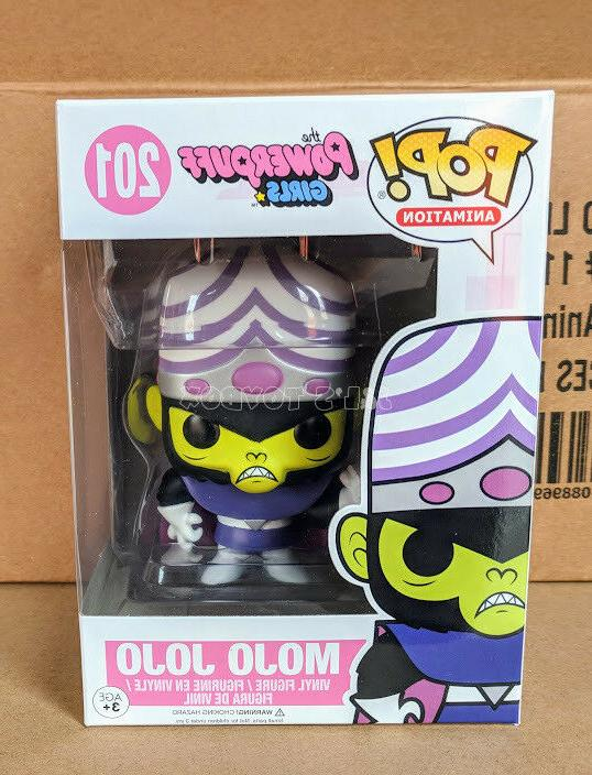 Funko Pop! Power Puff Girls Mojo Jojo Vinyl Figure Animation