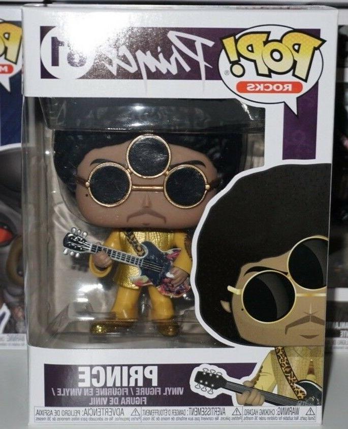Funko Pop Prince 3rd Eye Girl #81 Brand New