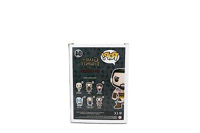 Funko Pop Vinyl Game Drogo #04 New Rare