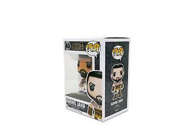Funko Pop Figure Game Drogo - New Rare Retired Vaulted