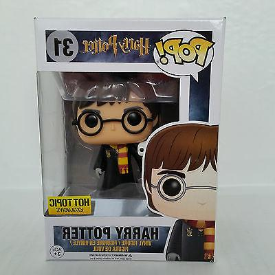 New Funko Pop! Harry Potter With Hedwig Vinyl Figure Toy Hot