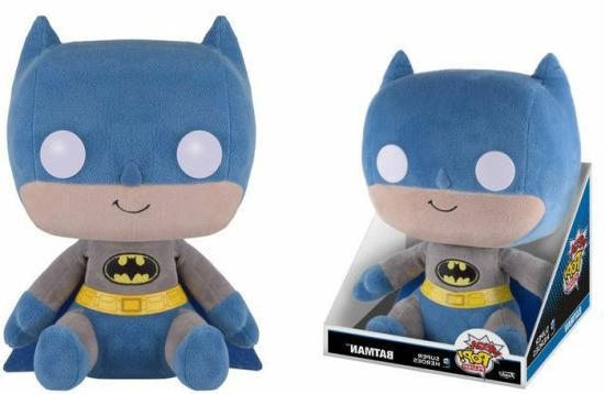 DC Comics Heroes Funko Pop Jumbo Plush Batman