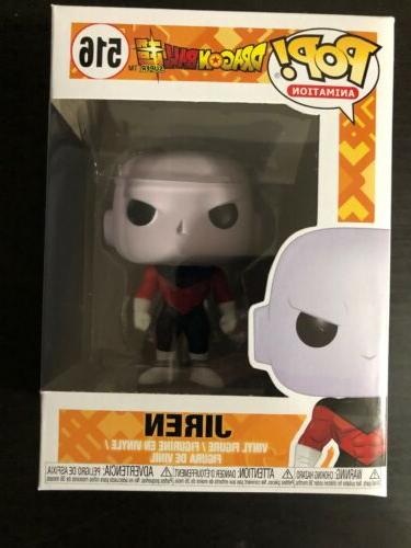 dragon ball super jiren pop exclusive in