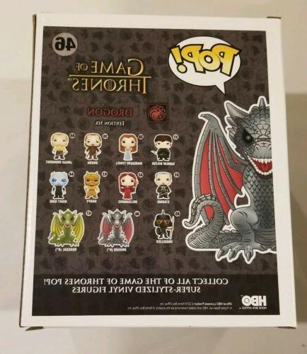 DROGON Pop of Thrones #46 Topic Exclusive