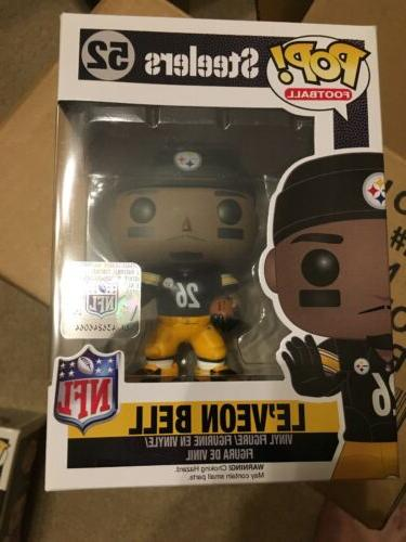 f8 leveon bell steelers nfl pop football