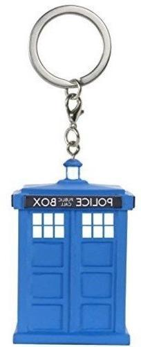Funko Pocket POP Keychain: Doctor Who, Tardis