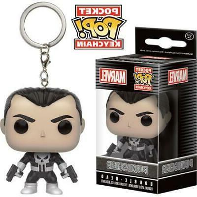 Funko Pocket Pop! Marvel Keychain - Punisher