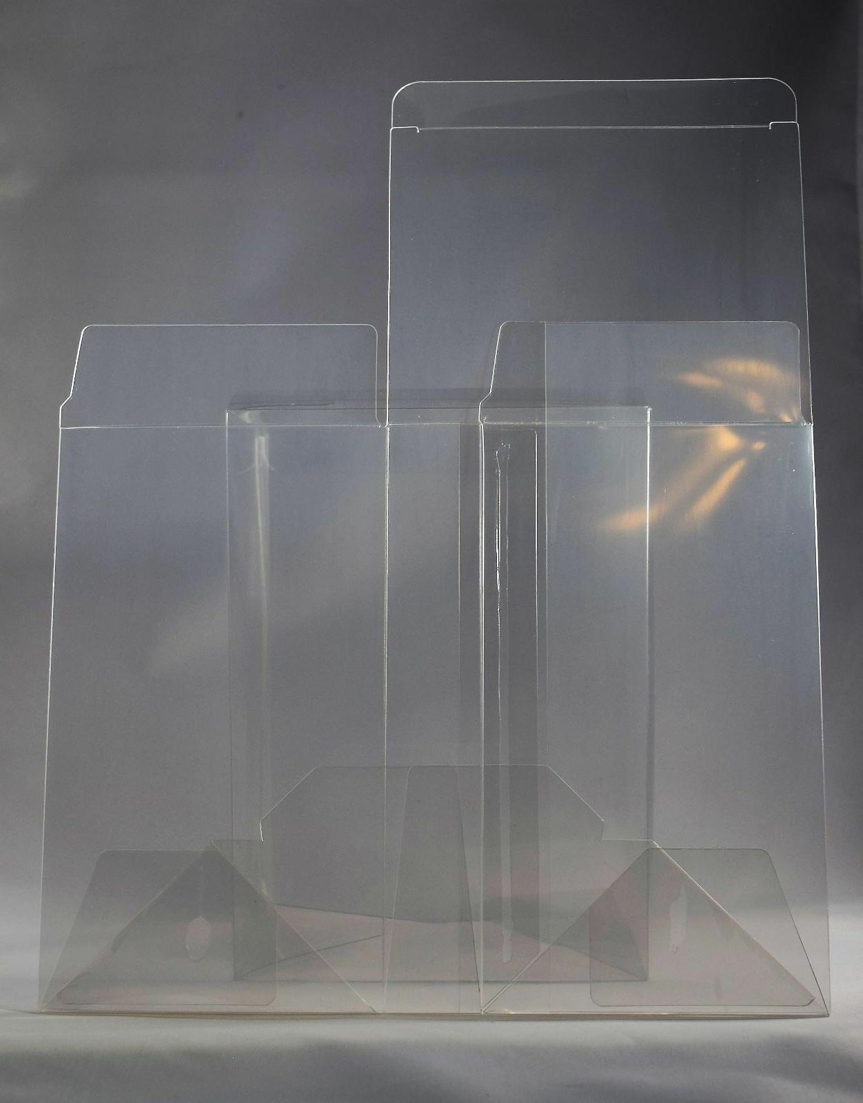 """FUNKO POP! BOX PROTECTORS! Plus 6"""" 2-pack case! POP!"""
