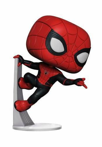 Funko Pop Marvel Spider-Man Far from Home - Spider-Man Upgra