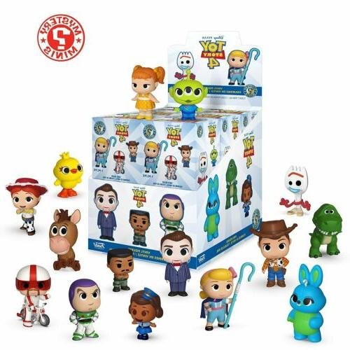 funko pop mystery minis disney toy story