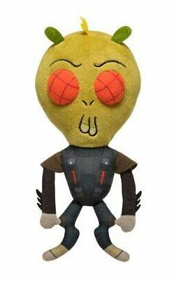 Funko Galactic Plushies: Rick and Morty-Krombobpulous Michae