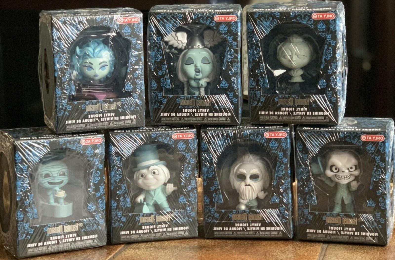 haunted mansion mini figure target exclusive select