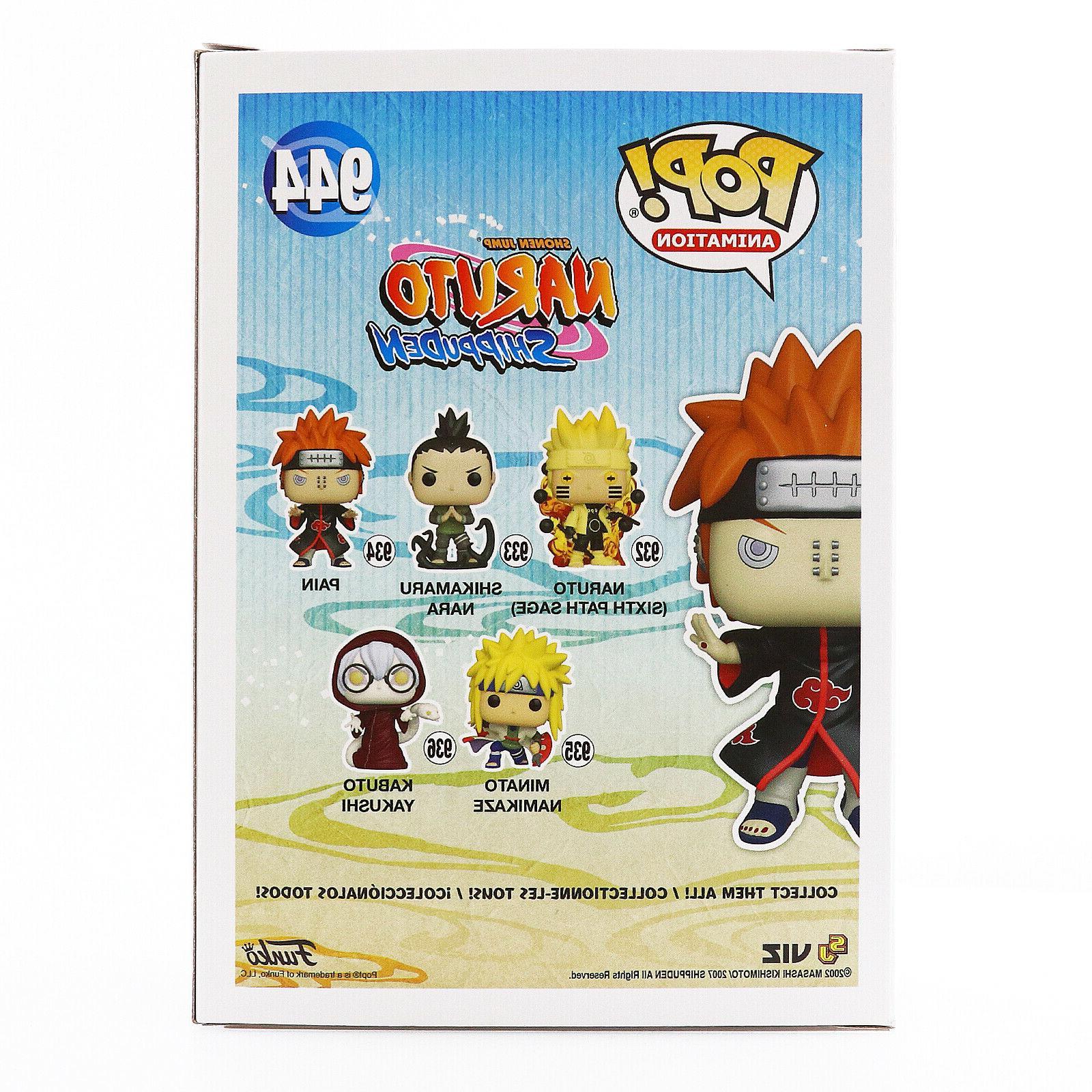 IN Funko Naruto Edition