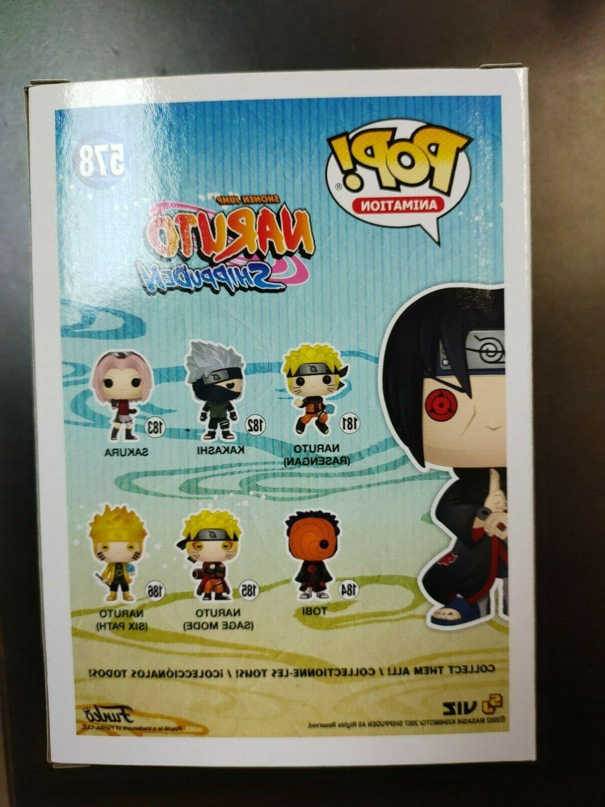 Itachi #578 Naruto Shippuden Vinyl Special Edition