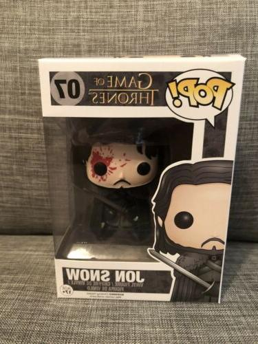 jon snow bloody hot topic exclusive 07