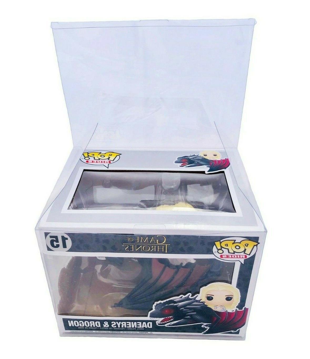 Lot 1 20 30 Pop Protector for Rides Vinyl Vynl