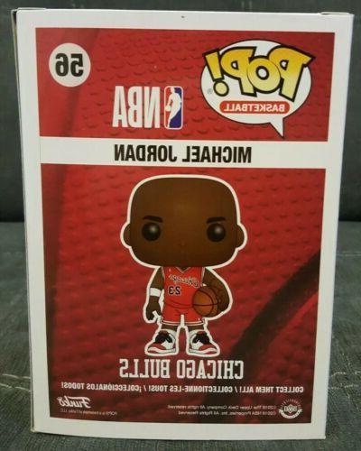 MICHAEL JORDAN NBA CHICAGO BULLS 56 TARGET W/STICKER