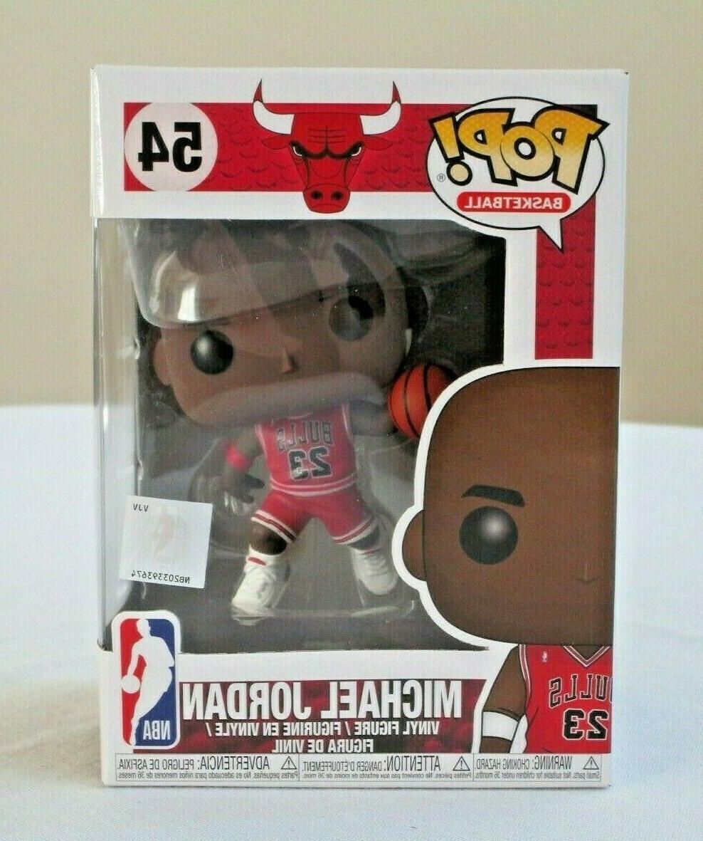 nba bulls michael jordan pop
