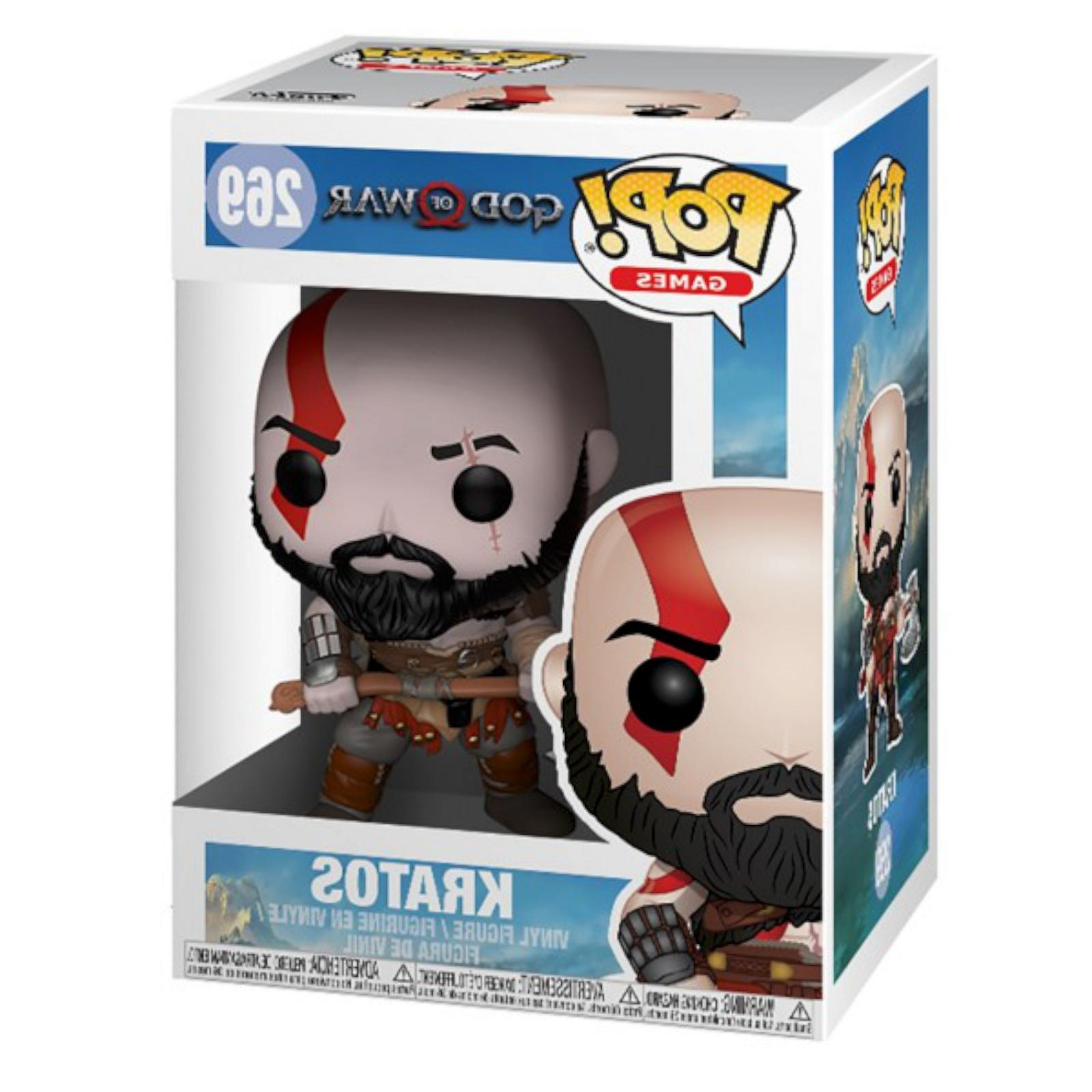 God of War with Axe Figure