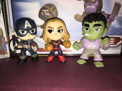 new mystery mini marvel avengers endgame captain