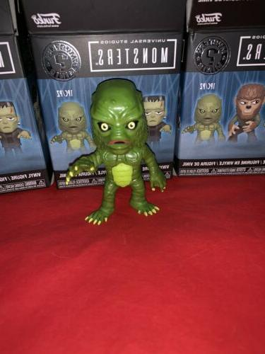 new mystery mini universal monsters horror creature