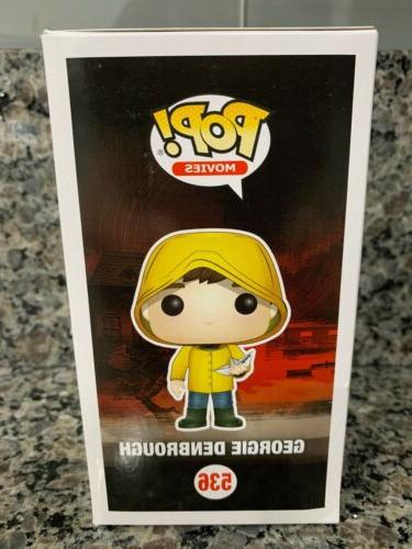 NEW FUNKO THE #536 DENBROUGH LIMITED EDITION CHASE FIGURE