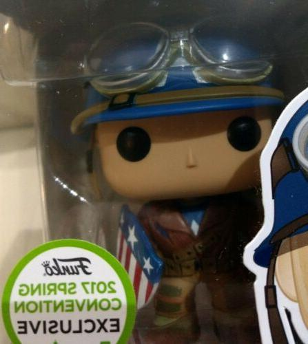 NEW Funko Captain America First Avenger ECCC