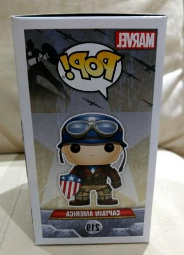 NEW Funko Marvel Captain ECCC