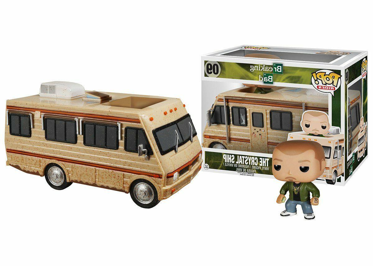 new pop rides breaking bad the crystal