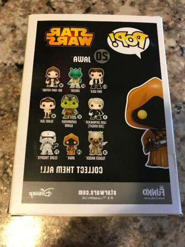 NEW POP! STAR WARS #20 VINYL BOBBLE-HEAD