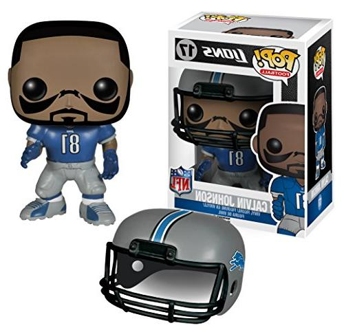 NFL Calvin Johnson Wave 1