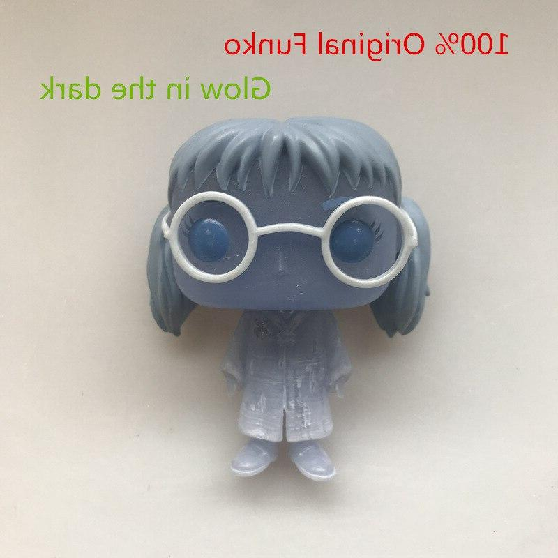Original <font><b>Funko</b></font> <font><b>pop</b></font> Used Harry Lord Ginny Hermione Myrtle Vinyl Action Figure Collectible Model Loose Toy