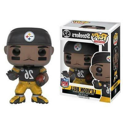 Pittsburgh Steelers NFL Funko POP Vinyl Figure: Le'Veon Bell