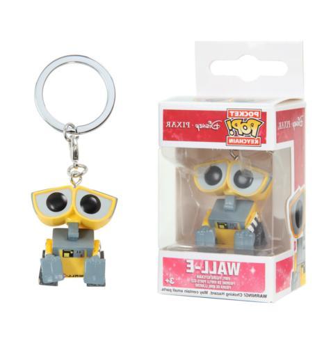 Funko Pocket POP Keychain: Disney - Wall-E Action Figure New