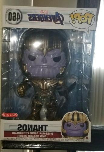 pop 10 inch thanos target exclusive