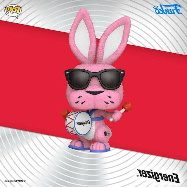 pop ad icons energizer bunny pre order