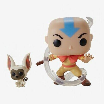 the last Aang Figure #36463