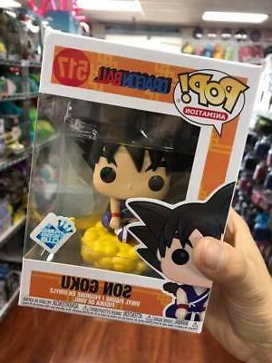 Funko Ball Goku Funko Inside Figure