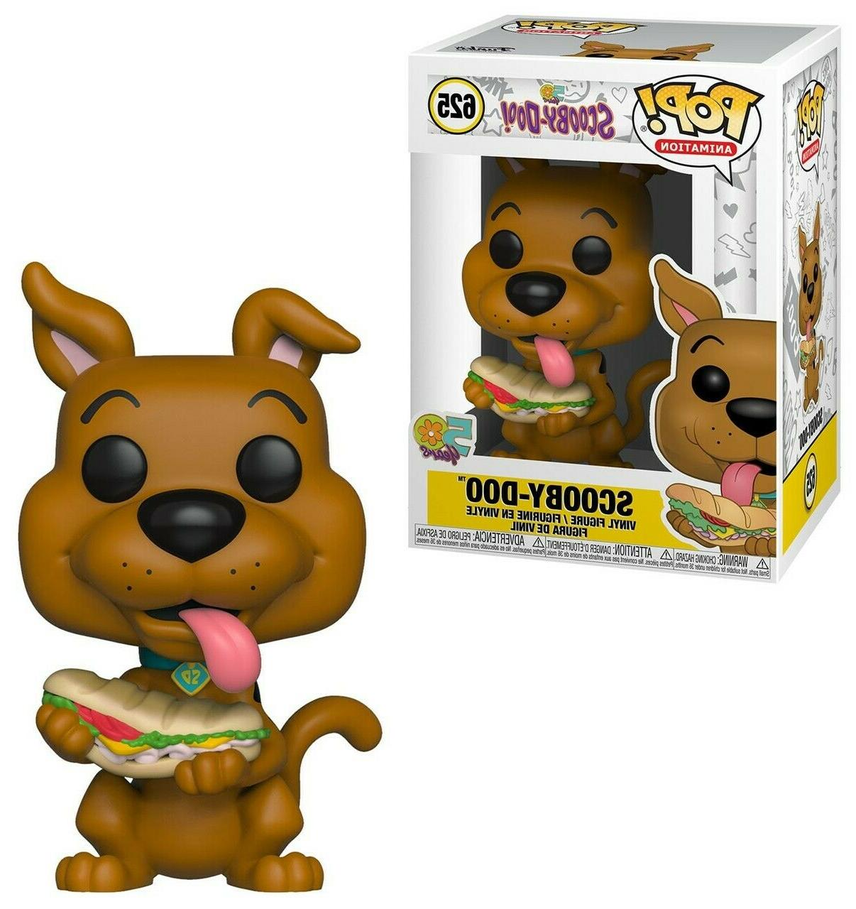 pop animation scooby doo scooby doo vinyl