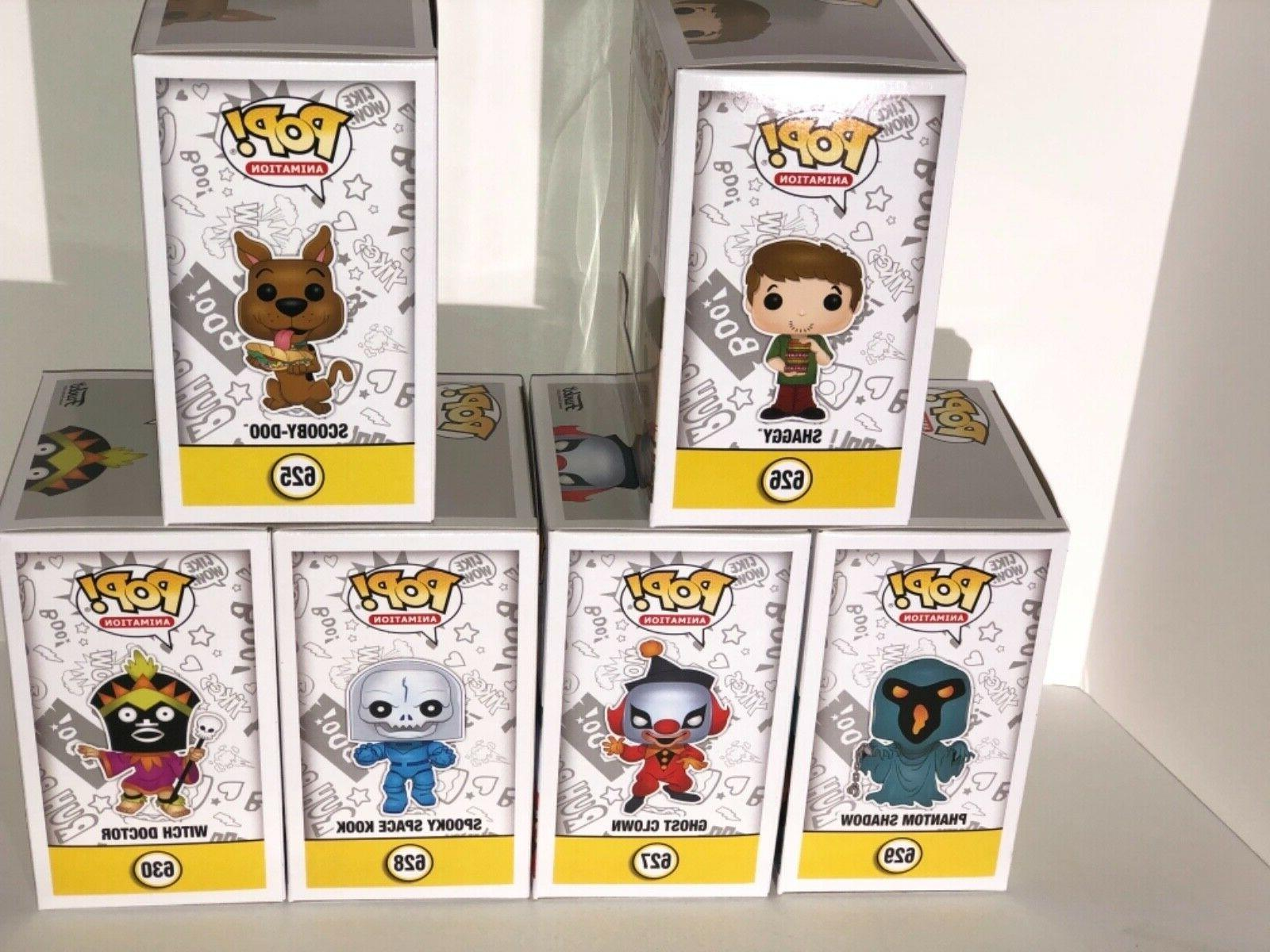 Funko Pop! Scooby-Doo series