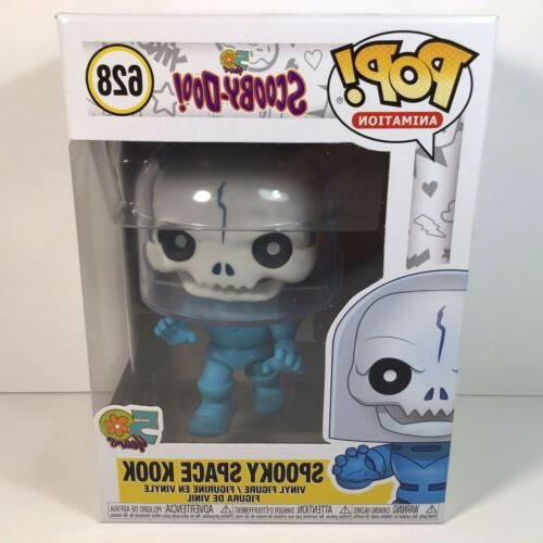 pop animation scooby doo spooky space kook