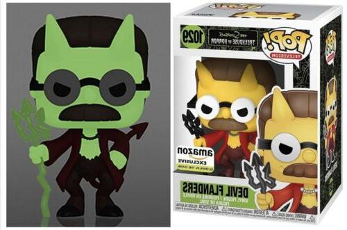 Funko Pop! Simpsons Glow in The - PREORDER