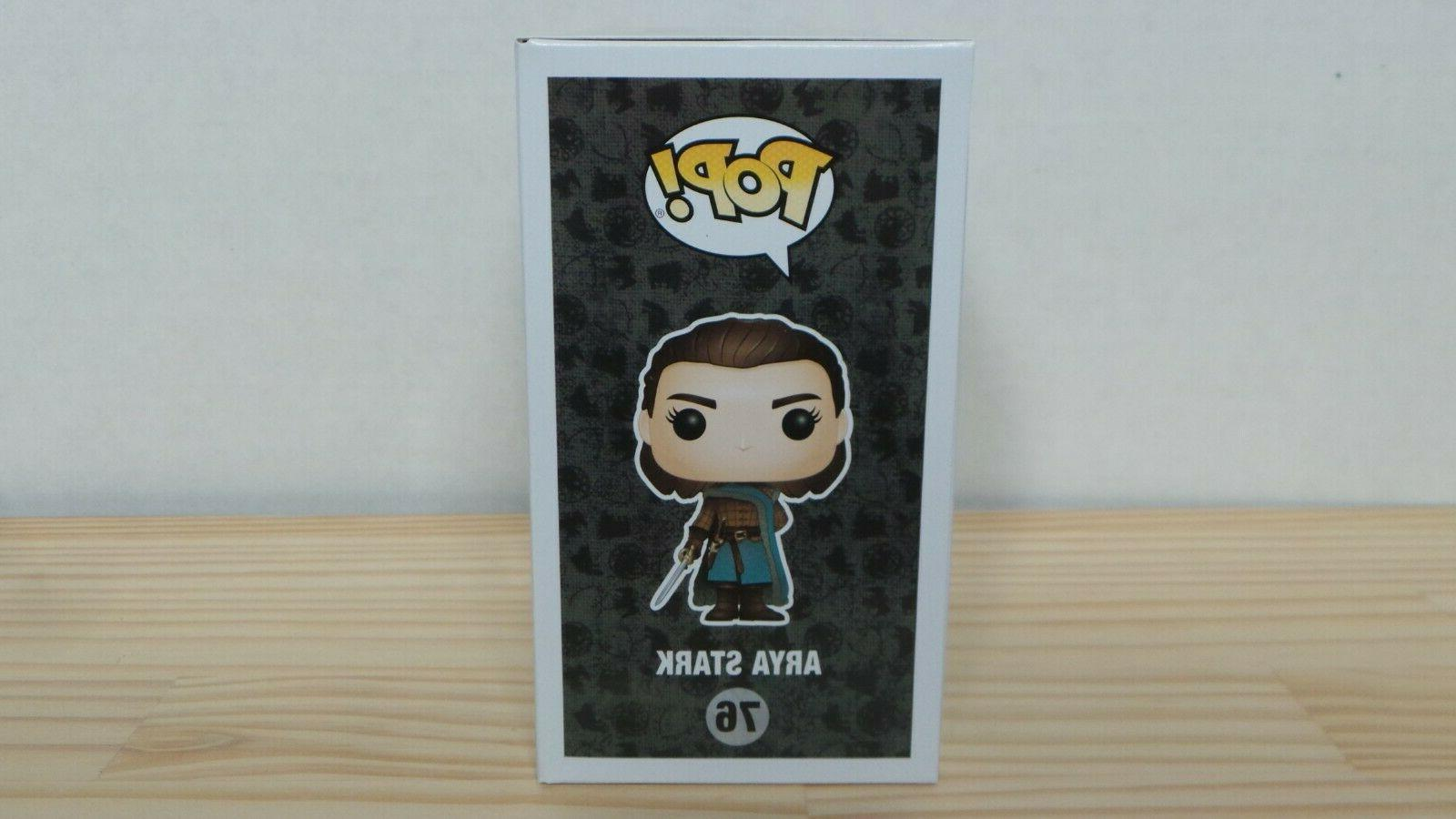 Funko POP! Arya #76 2019 Convention Exclusive Game of Thrones